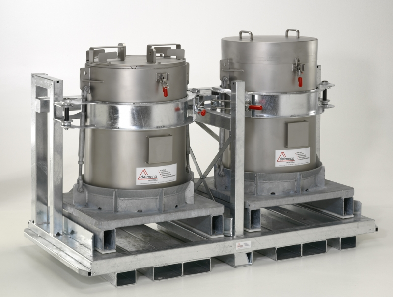 Stainless Steel Vessels and Tran